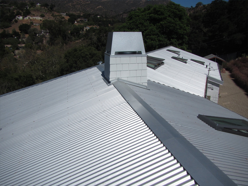 Corrugated Zincalume Plus Panel image