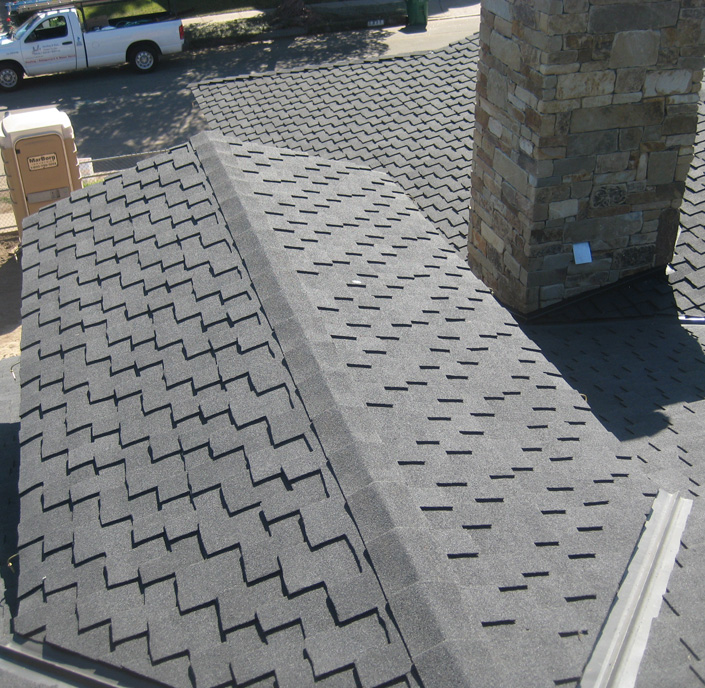 CT Presidential Asphalt Shingle