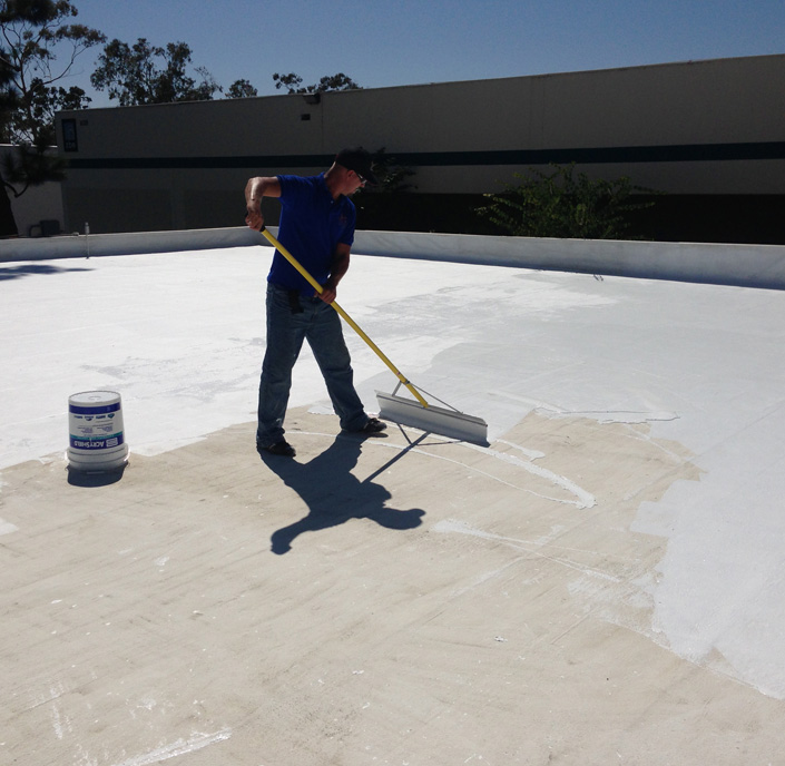 Flat RoofCoatings