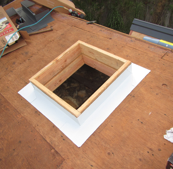 Skylight Curbs